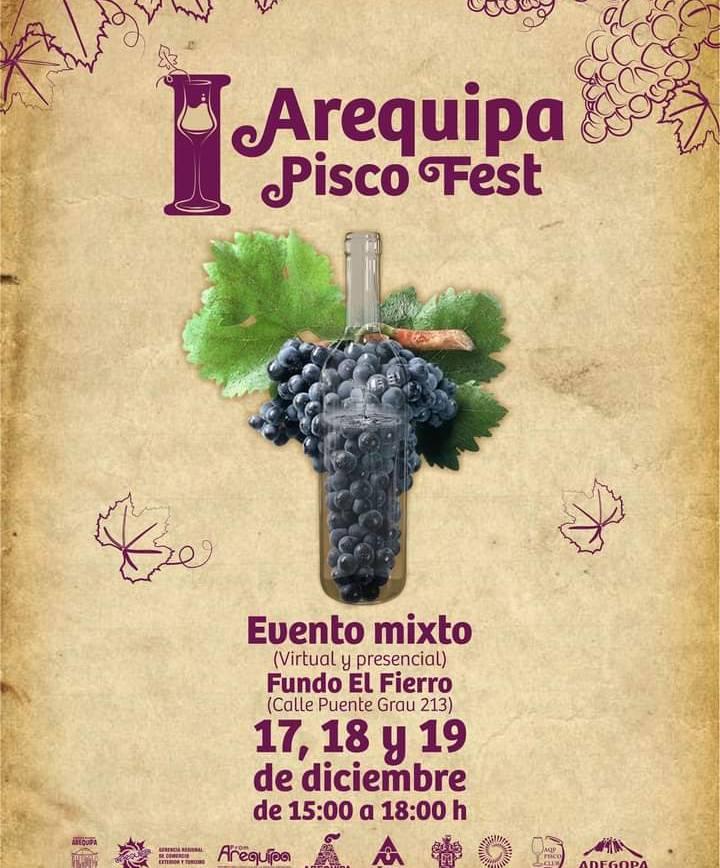 I AREQUIPA PISCO FEST